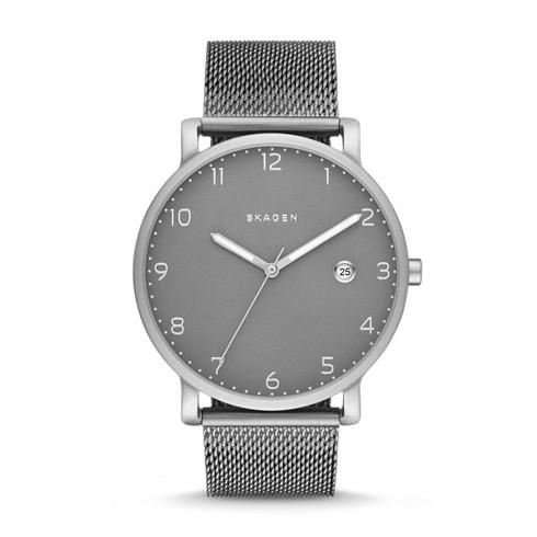 mens watches shop guys watches hagen titanium steel mesh watch